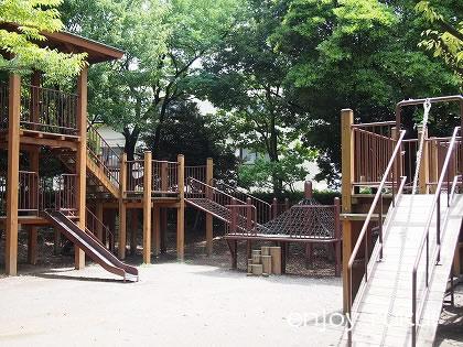 幾久公園 遊具